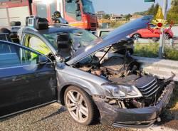 Grave incidente in autostrada