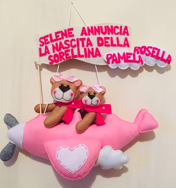 È nata Pamela Rosella