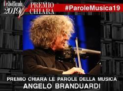 """Angelo Branduardi - Premio \""""Le parole della musica\"""" nel #Chiara2019"""