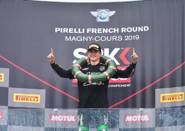 Gonzalez e ParkinGo campioni del mondo in Supersport 300