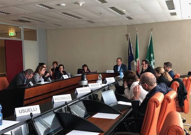 commissione carcerei regione lombardia