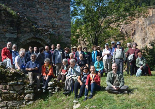 Cuasso al Monte - Visita geologi