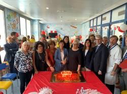 Festa per i 25 anni della scuola in ospedale