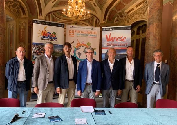 Firma protocollo tre valli varesine 2019