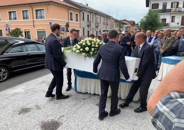 funerale davide misto