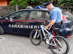 furto bicicletta busto arsizio