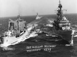 Missione Profughi vietnamiti 1979
