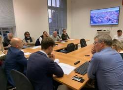 civati espone il progetto di piazza repubblica in commissione