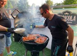 Il barbecue protagonista dei corsi Tigros