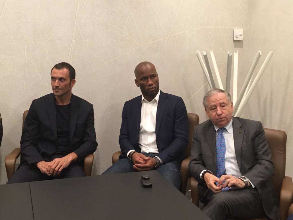 Jean Todt Ivan Basso progetto sicurezza