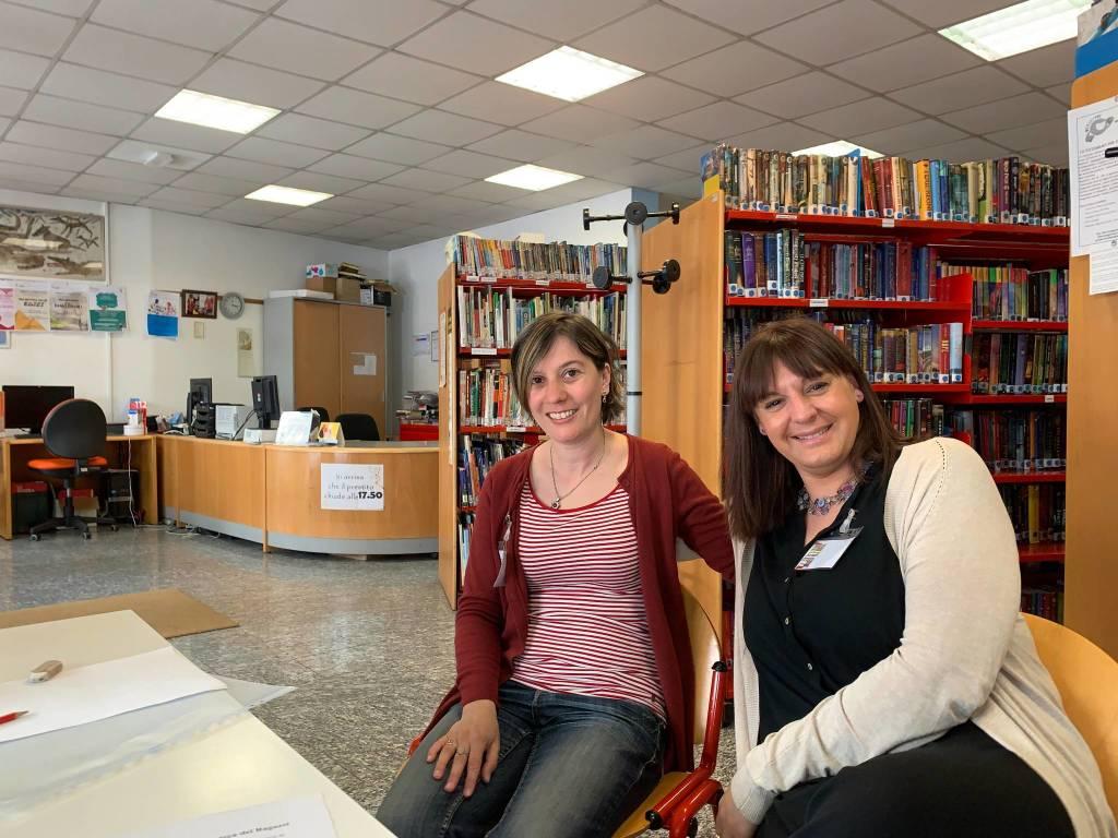 La biblioteca dei ragazzi di Varese