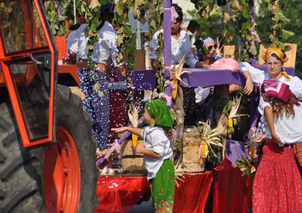 La festa dell'uva di Angera