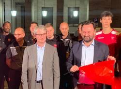 La Pallacanestro Varese si presenta alla città