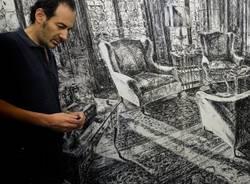 La realtà vibrante di Raffaele Minotto a Punto sull'Arte