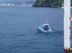 Lago Maggiore, suicidio a Laveno Mombello