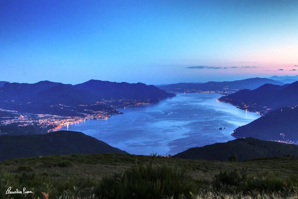 lago maggiore vista forcora annalisa piona
