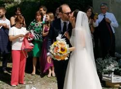 matrimonio andrea dall'osso sindaco brunello