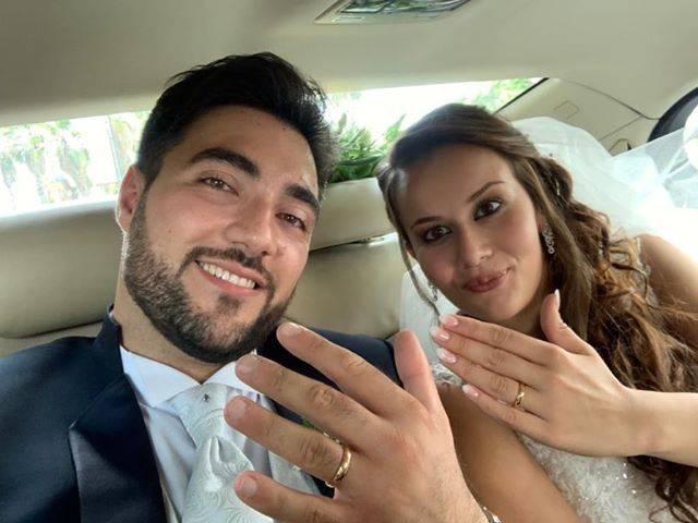 Matrimonio Giuseppe e Antonella maestri della Banda Puccini