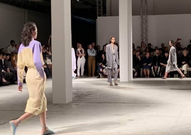 Milano capitale dlela moda con la Fashion Week