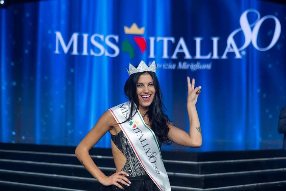 Missi Italia 2019 è lombarda