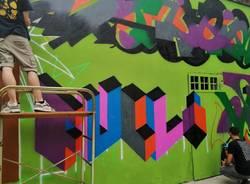murales parco i maggio