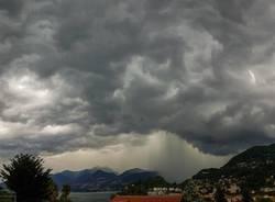 Natura maltempo spettacolo (foto di Franco Aresi)