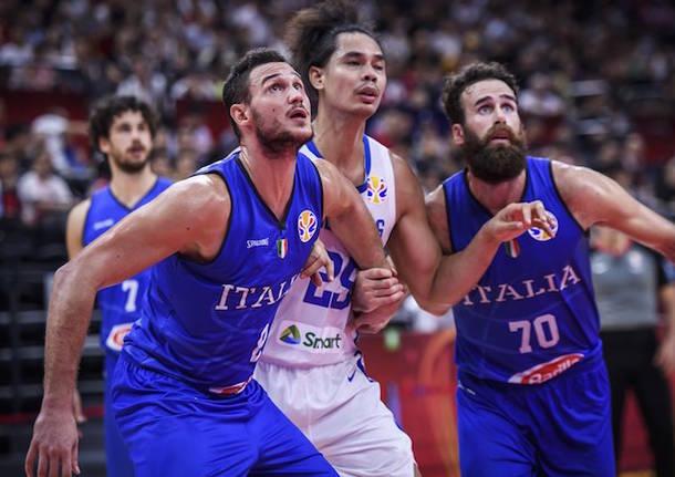 nazionale di basket danilo gallinari gigi datome mondiali cina