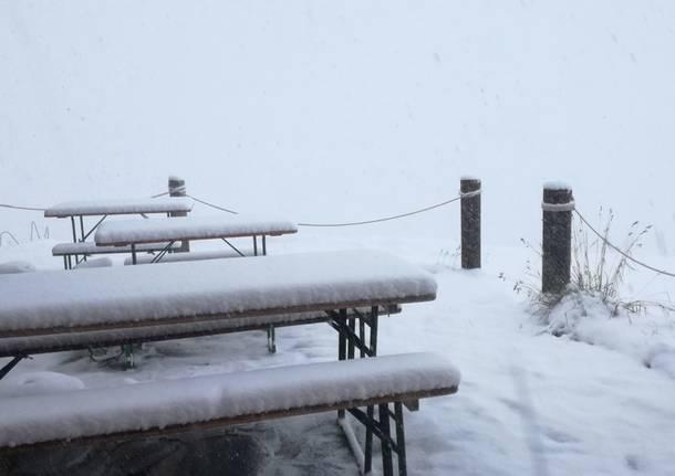 neve alta val formazza