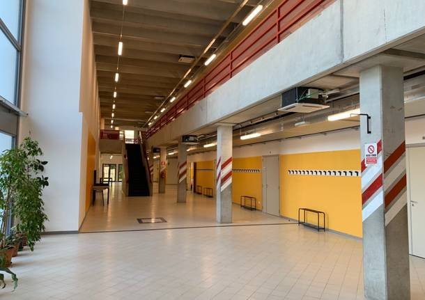 Nuove scuole medie Pellico di Varese