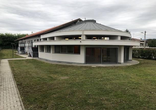 Nuovo asilo a Villadosia, Casale Litta