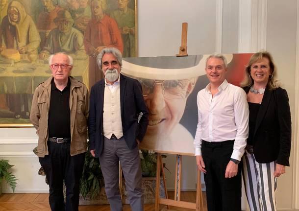 Peppe Vessicchio al premio Chiara