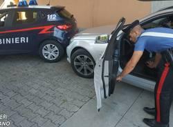 perquisizione carabinieri legnano