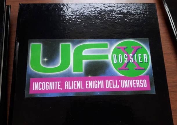 Porto Ceresio: Ufo in Sala Luraschi
