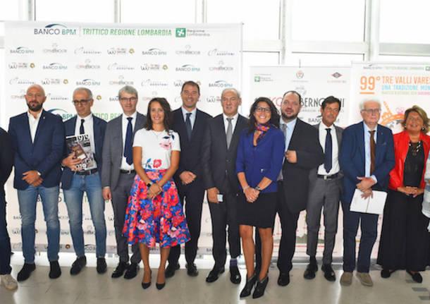 presentazione 99a tre valli varesine trittico lombardo regione lombardia 2019