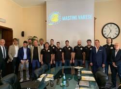 Presentazione Mastini Varese Hockey 2019 2020