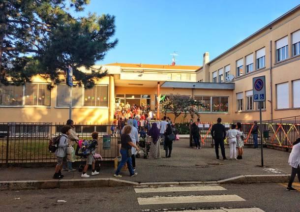 Primo giorno di scuola 2019