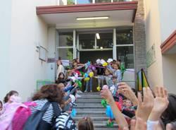 Primo giorno di scuola alla Galilei