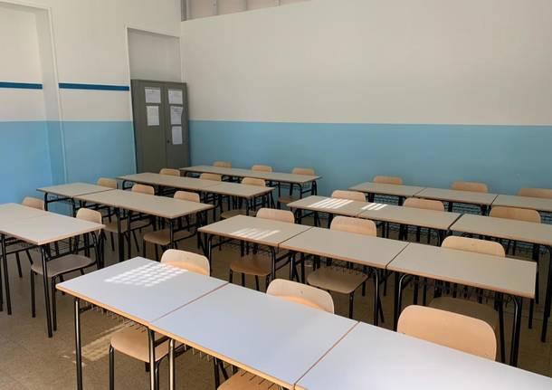 scuola media Toscanini Arsago Seprio