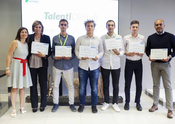 Talenti digitali Elmec 2019