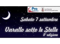 Varallo sotto le stelle - Varallo pombia