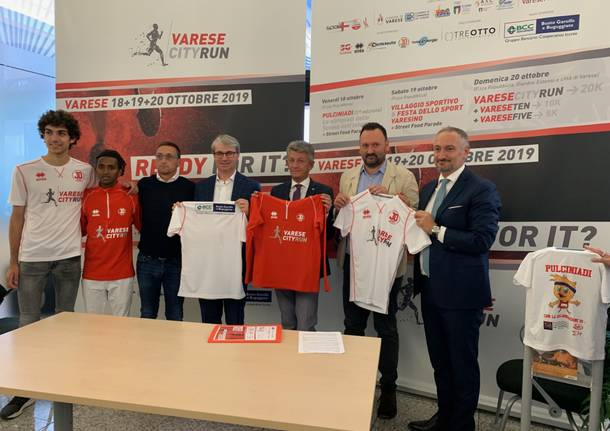 Varese city run - 2019
