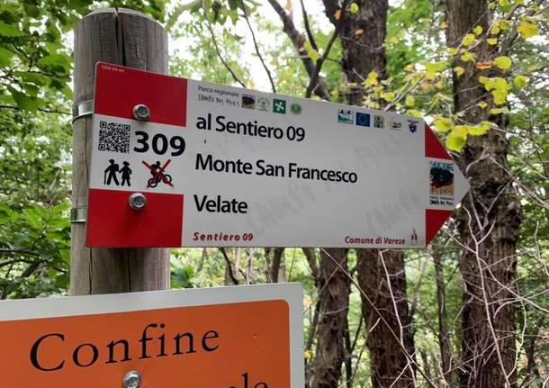 Varese4U Archeo: Sacro Monte e monte san Francesco