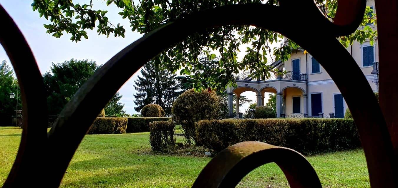 Villa Valerio a Casciago