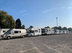 130 camper alla Schiranna