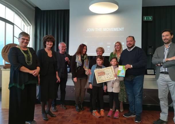 All'Earth Prize premiate personalità e scuole amiche dell'ambiente
