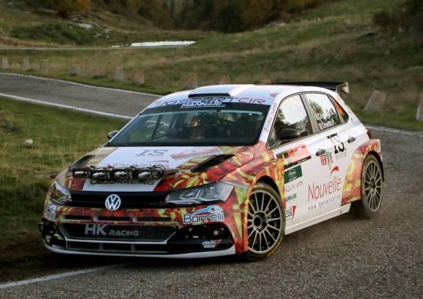 andrea crugnola pietro ometto campionato italiano rally due valli foto Acisport