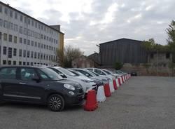 Area Ex Nora, aperto il parcheggio da 300 posti