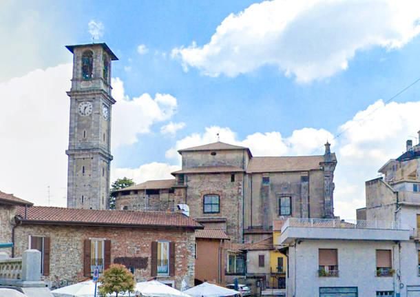 basilica sant'agnese somma lombardo