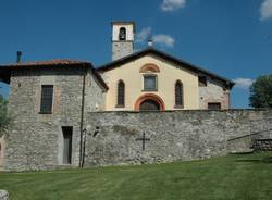 Brunello chiesa Santa Maria Annunciata