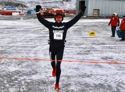 bruno riccardo bonicalzi maratona polo sud antartide